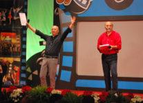 Festival Ciak Junior_le premiazioni con Francesco e Sergio Manfio (2)
