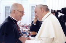 Galantino e Papa Francesco (2)
