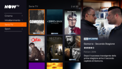 Interfaccia_Serie Tv