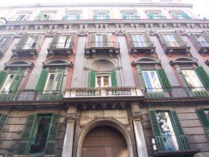 Palazzo Cavalcanti - Facciata (1)