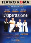 L'Operazione, Vaporidis, Mattioli, Stefano Reali (regista), Giustini, Silvestri, Catania (1)