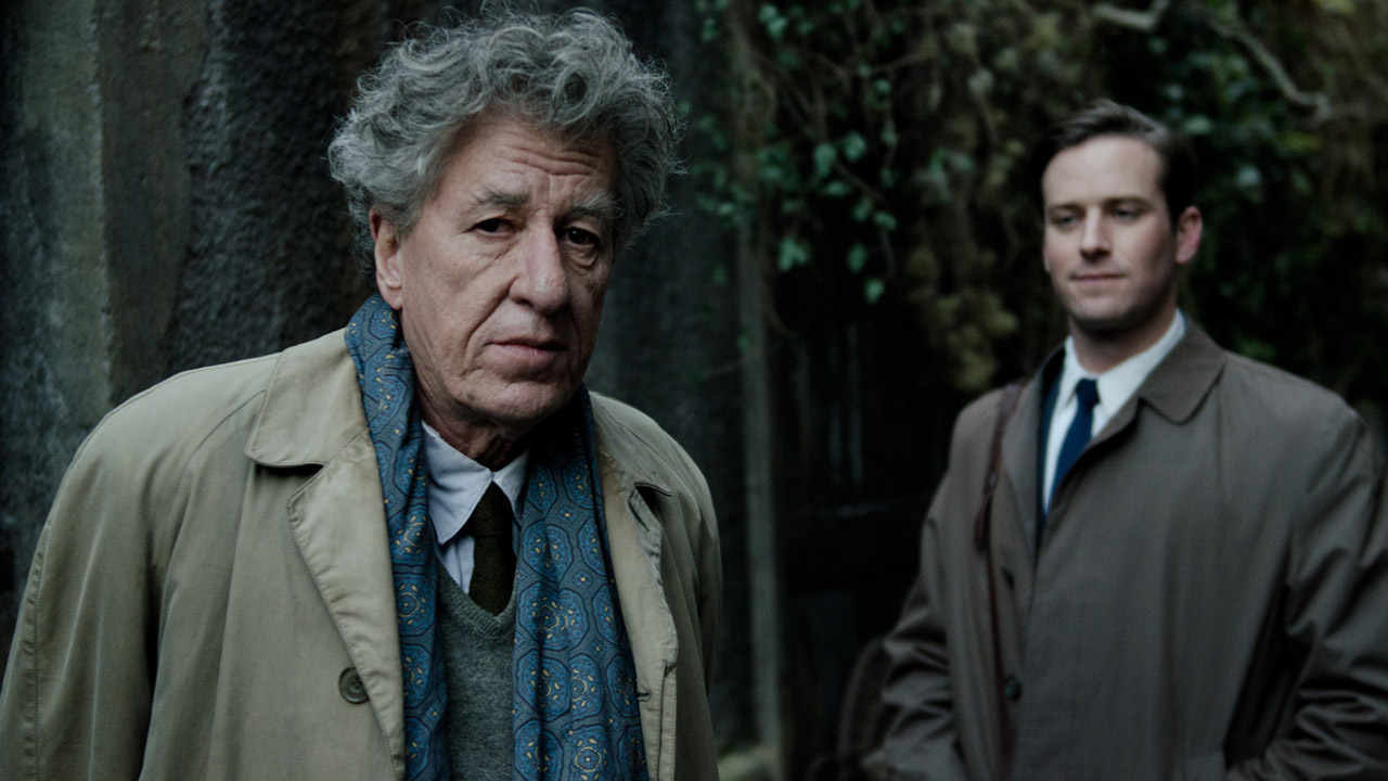 Final Portrait: grandissima interpretazione di Geoffrey Rush