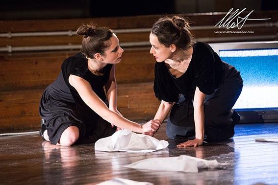 KLAMATA KARDÌA Il pianto del cuore: Teatro Palladium