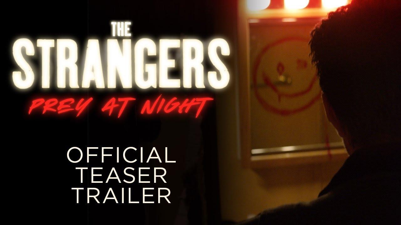 THE STRANGERS – Prey at night: dal 31 maggio in sala