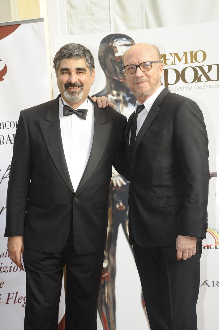 """Al Teatro Parioli il Premio """"Apoxiomeno Award"""""""