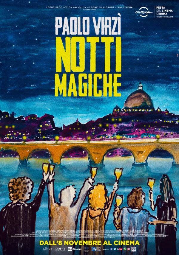 Per Notti Magiche un evento speciale alla Festa del Cinema di Roma