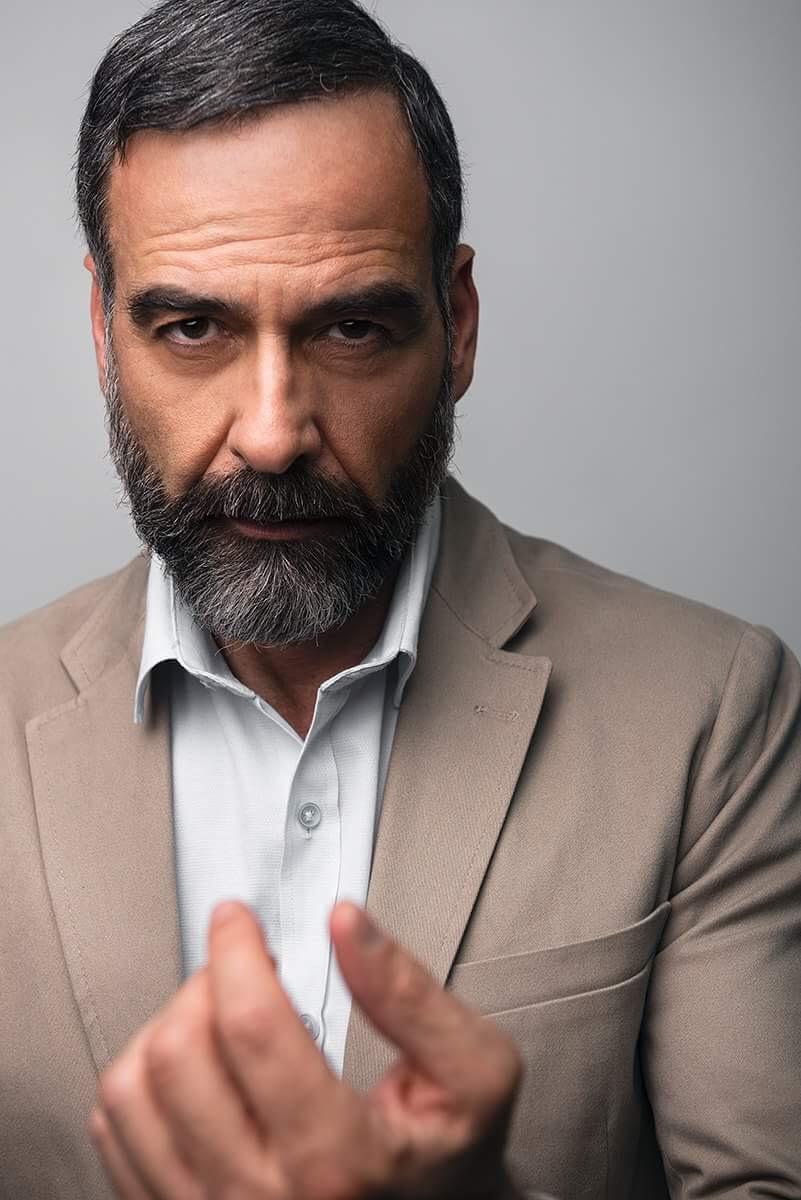 """Marco Consoli da manager ad attore per la serie Tv """"Infiltration"""""""