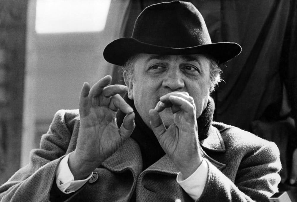 La donna nell'immaginario di Federico Fellini e la sua magia