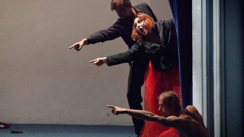 Al Teatro Franco Parenti di Milano la  Compagnia dei Colori Proibiti