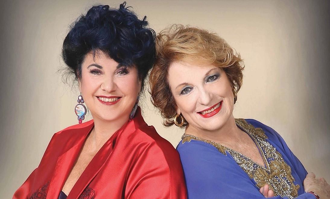 Al Teatro Manzoni 2 Donne in Fuga con Marisa Laurito e Fioretta Mari
