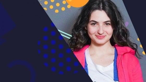 Tecla  Insolia, 15 anni, vince con merito Sanremo Young