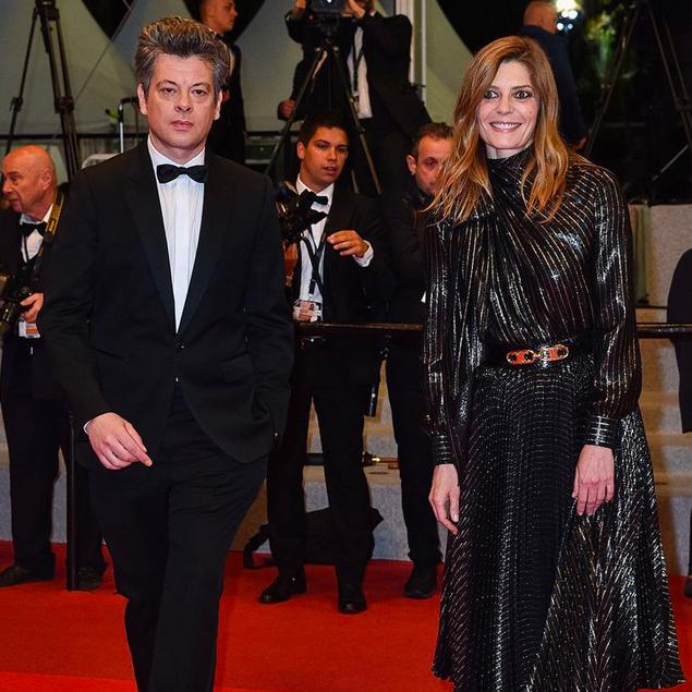 """Cannes: premiata Chiara Mastroianni per """"Chambre 212"""""""