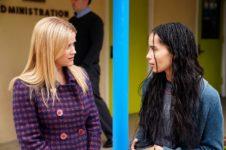 Reese Witherspoon e Zoë Kravitz nei panni, rispettivamente, di Madeline e Bonnie