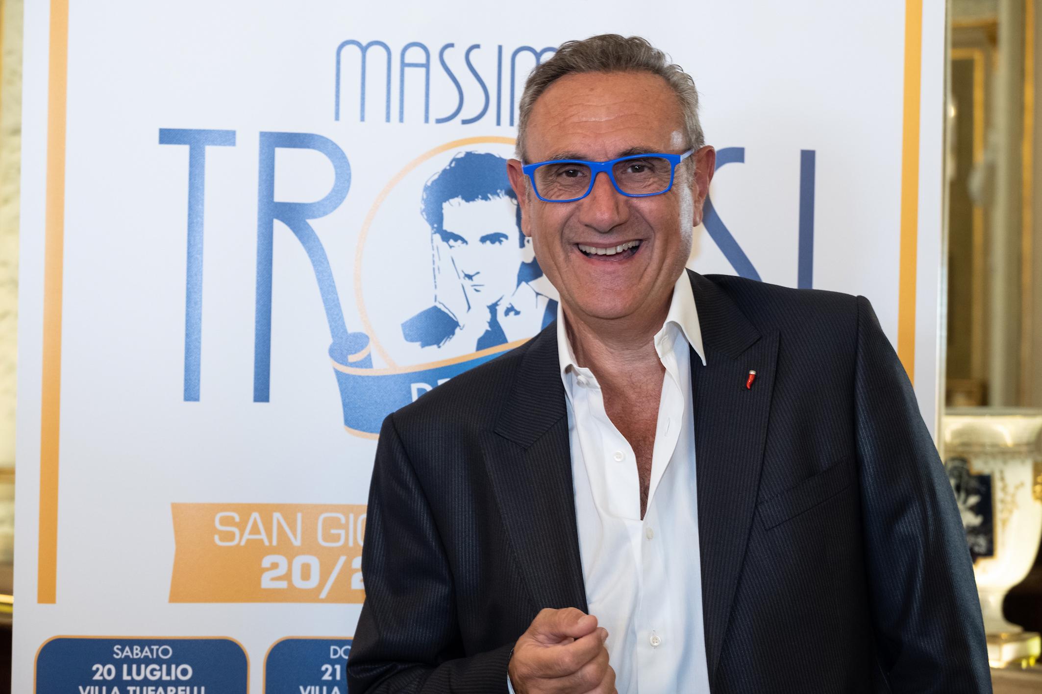XIX Premio Massimo Troisi: a San Giorgio a Cremano