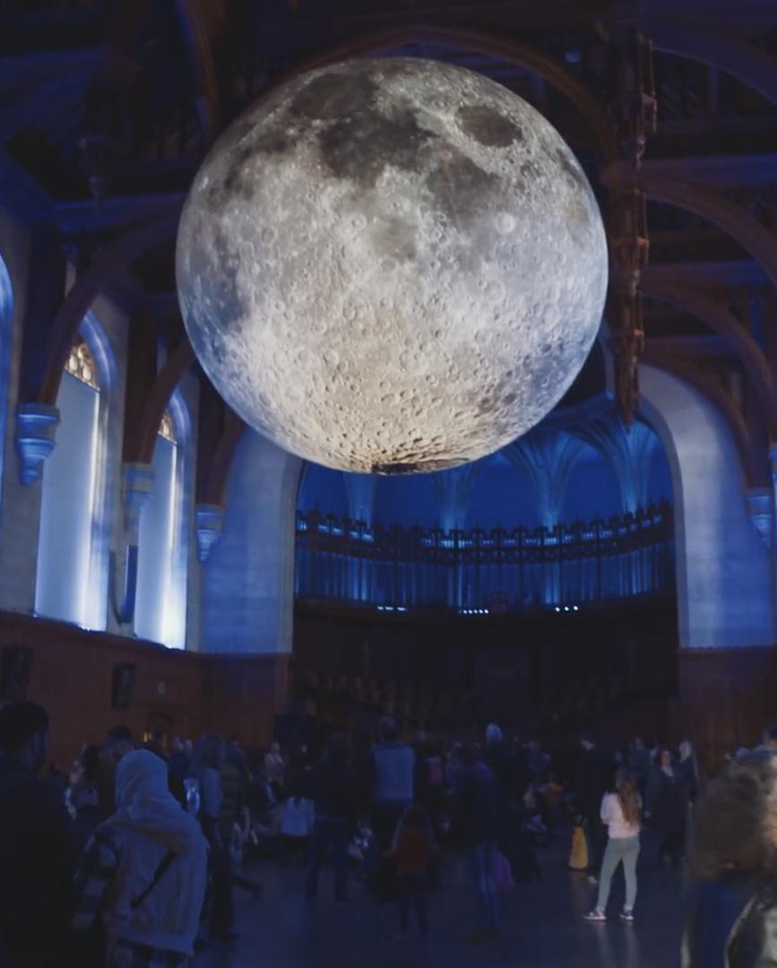 """Sky TG24 festeggia lo sbarco sulla Luna con """"Luna 50"""""""