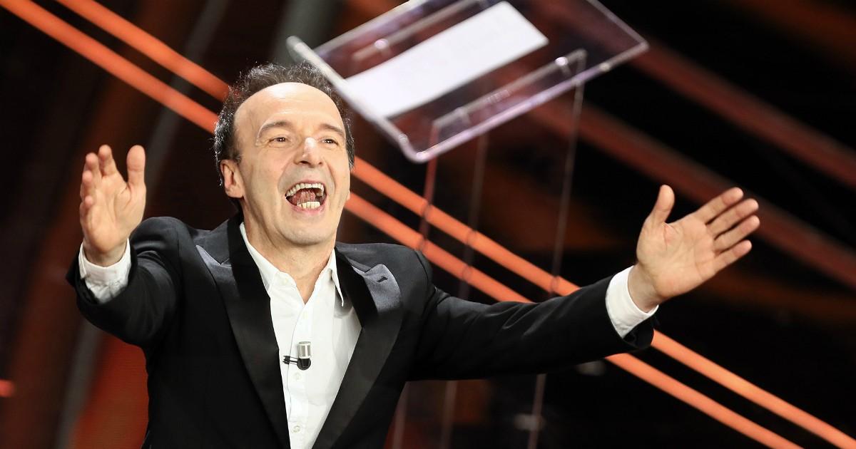 Festival di Sanremo: nel segno di Roberto Benigni le donne vincono