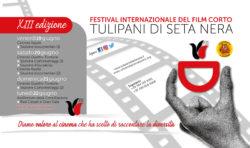 Invito Tulipani di Seta Nera 2020