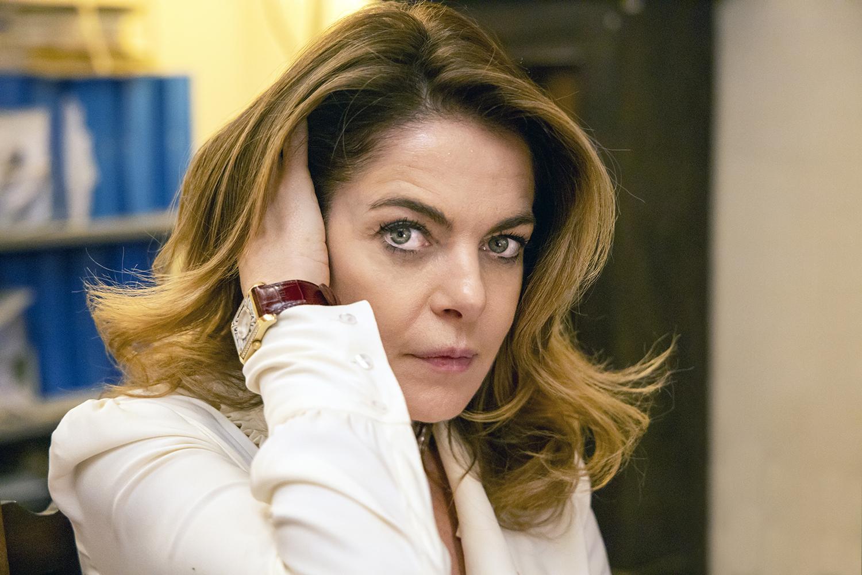 "Claudia Gerini sarà ""Anna Rosenberg"" al Terra di Siena Film Festival"